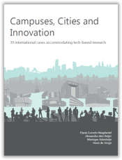 Cover (with border) Campuses, Cities and Innovation