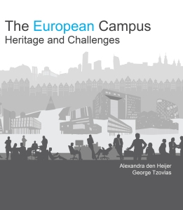"book ""The European campus - heritage and challenges"" is available from October 16, 2014"