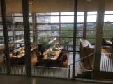 Groningen's ERIBA building - changing the academic workplace