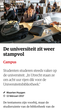 scoop Campus NL for NRC Next