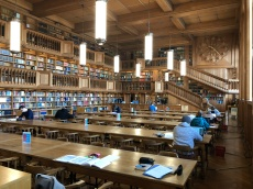 KU Leuven's central library